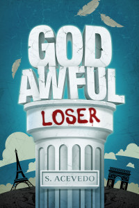 God Awful Loser - hi-res color cover