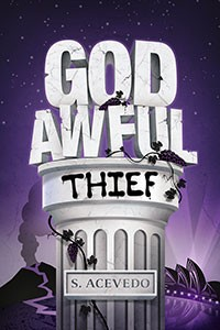 God Awful Thief book cover