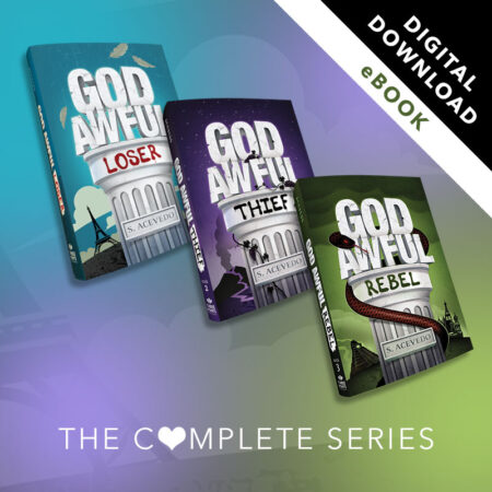 The complete God Awful series by S. Acevedo - eBook